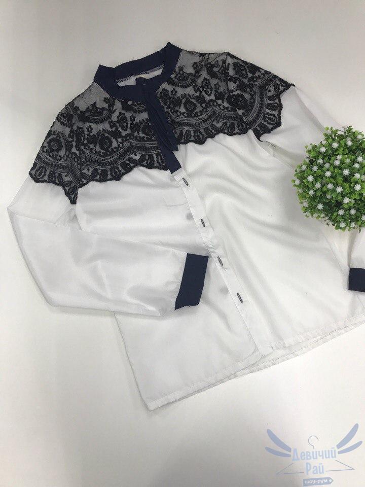 87a05dcdd8b Купить рубашка белая с черным кружевом