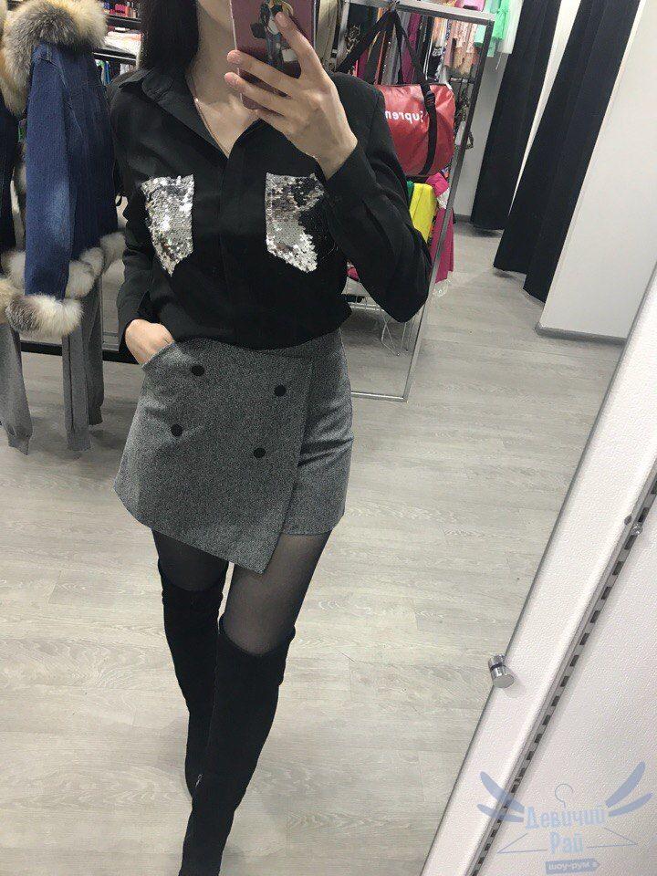 2651b0f2b2b Купить юбка-шорты модная